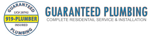 Guaranteed Plumbing - Raleigh,