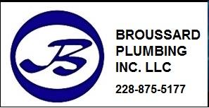 Broussard Plumbing Inc - Biloxi,