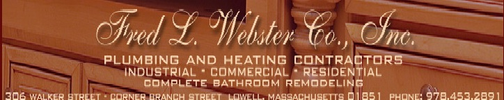 Fred L Webster Co Inc - Lowell,