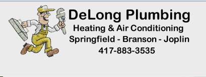 DeLong Plumbing Heating & Air-conditioned  - Springfield,