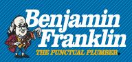 Benjamin Franklin The Punctual Plumber - Indianapolis,