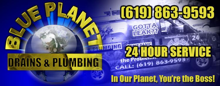 Blue Planet Drains & Plumbing - Chula Vista,