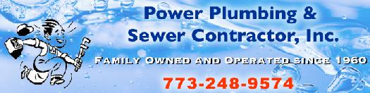 Power Plumbing & Sewer Contractor, Inc - Chicago, IL