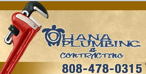 Ohana Plumbing and Contracting - Ewa Beach,