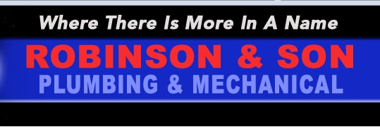 Robinson & Son Plumbing & Mechanica - Charleston,