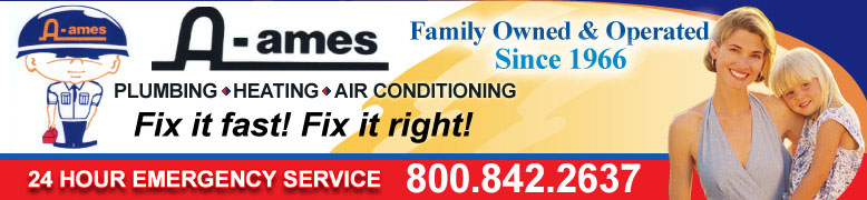 A - Ames Plumbing & Drains Since 1966 - Serving Orange County,