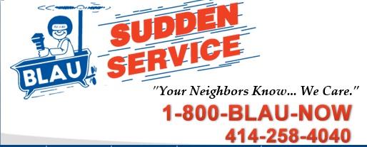 Blau Sudden Service - Milwaukee,