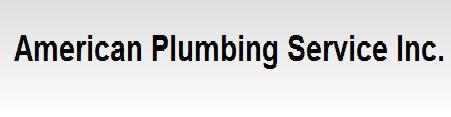 American Plumbing Service Inc - Savannah,
