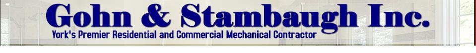 Gohn & Stambaugh Inc - York,