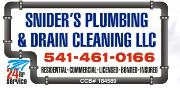 Sniders Plumbing & Drain Cleaning LLC  - oregon,